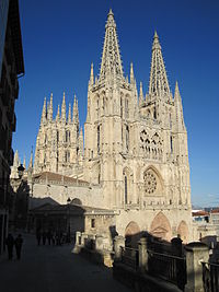 Catedral_Burgos_Lateral