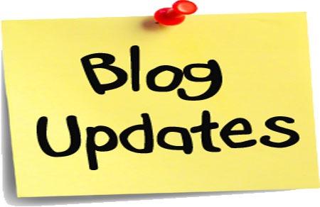 blog update - Un Cambio de Look!