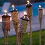 antorchas - Inspiración para la Decoración de la Ceremonia