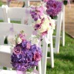 arreglos sillas y rosas5 - Inspiración para la Decoración de la Ceremonia