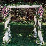boda aire libre1 - Inspiración para la Decoración de la Ceremonia