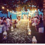 decoracion de bodas con velas