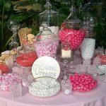 Blog de bodas barra de dulces candybar