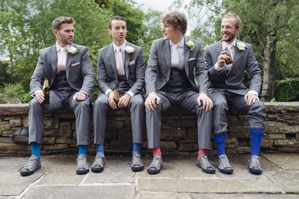 lluvia en boda