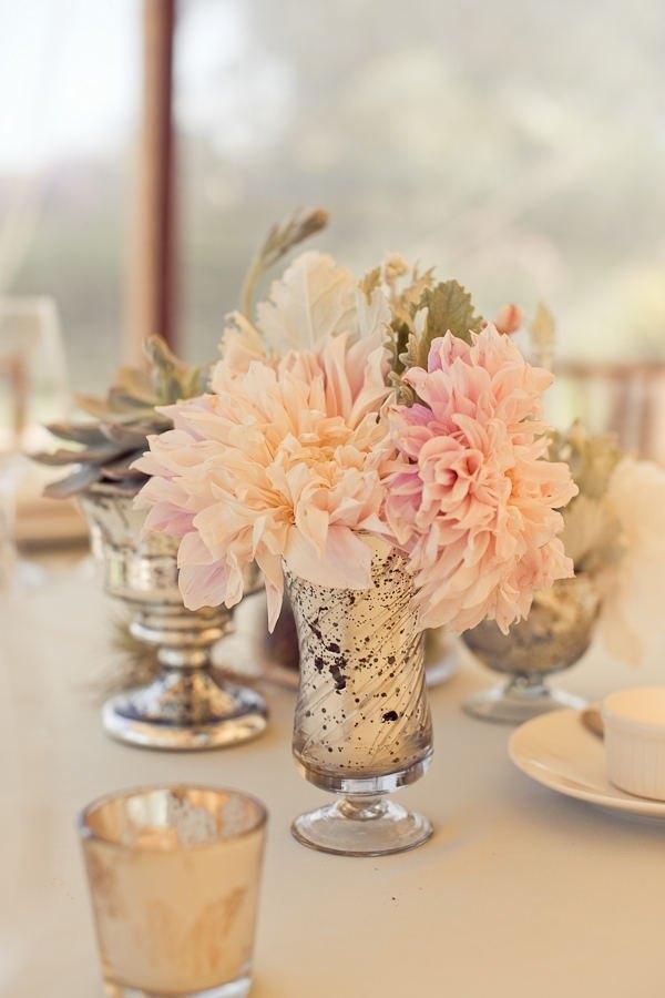 Blog de bodas centro de mesas flores