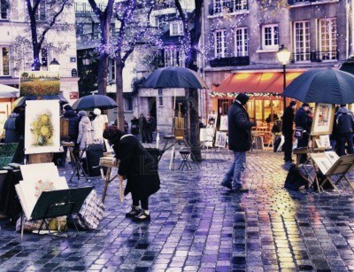 11767187-barrio-de-montmartre-en-invierno-paris