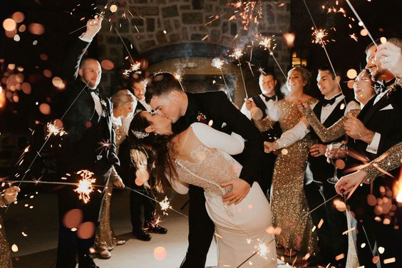 boda en nochevieja