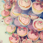candybar cupcakes - Un Rincon con mucho Sabor: Barra Libre de Cerveza