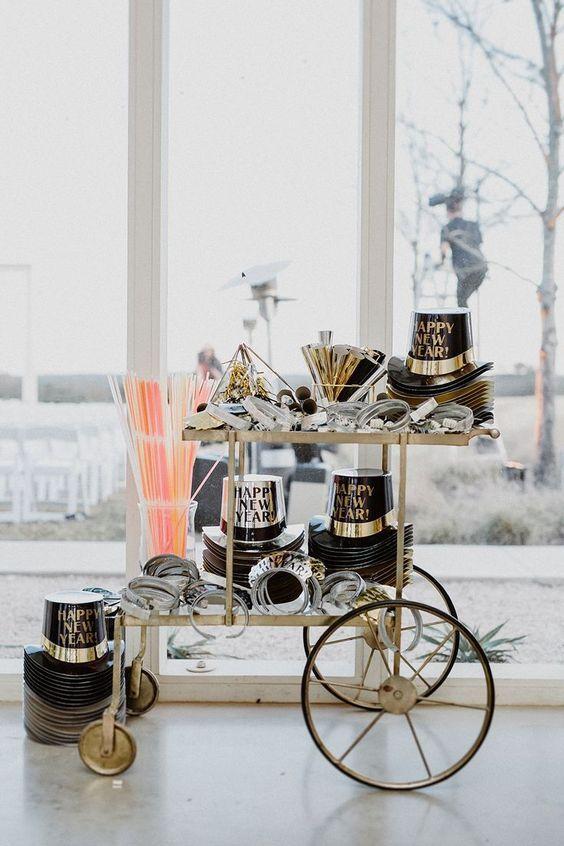 decoracion para boda en nochevieja - Cómo Organizar una Boda en Nochevieja