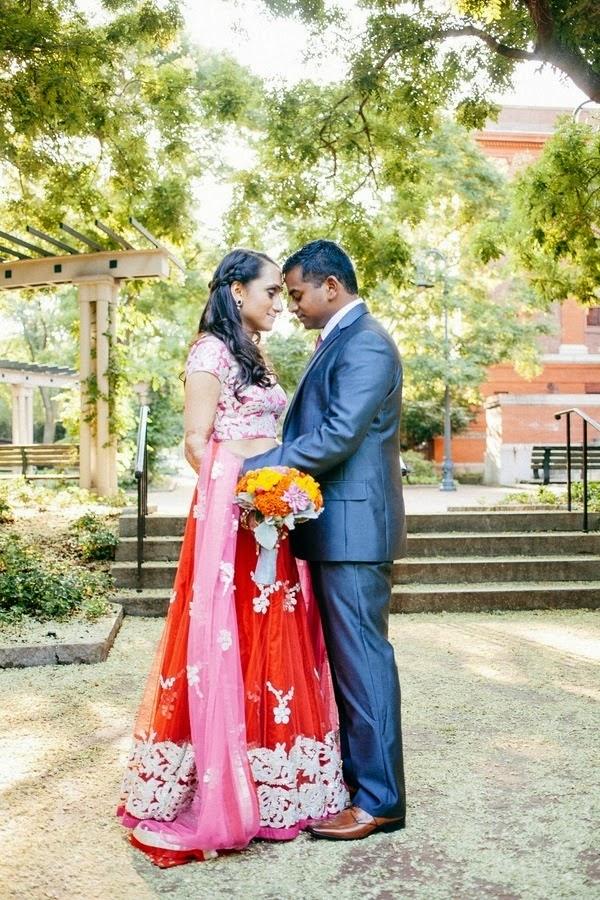hindu wedding kendra elise photography 46 - Novias del Mundo: Una Boda Hindú