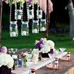 wedding inspiration - Decora tu Boda con Jarrones de Cristal