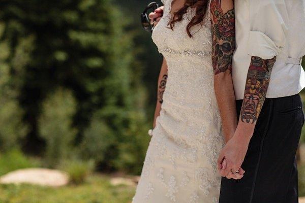 Tatuajes el día de tu boda