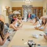 talleres desayuno y reparto de regalos 1069 - Novias con Morriña - Talleres Molones