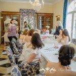 talleres desayuno y reparto de regalos 1341 - Novias con Morriña - Talleres Molones