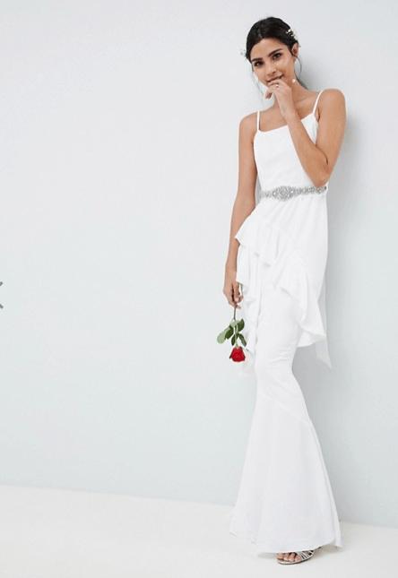 vestido de novia barato asos - Vestidos de Novia Baratos por menos de 100€