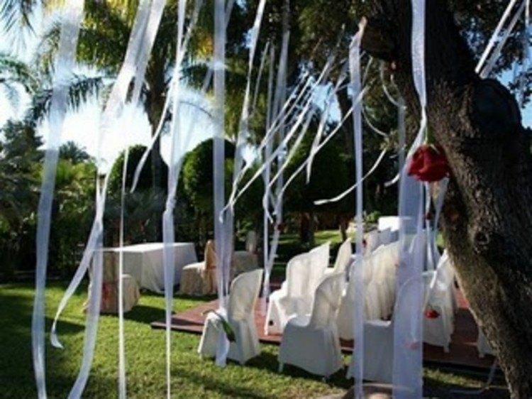 jardines adccaaae with decorar jardin para boda