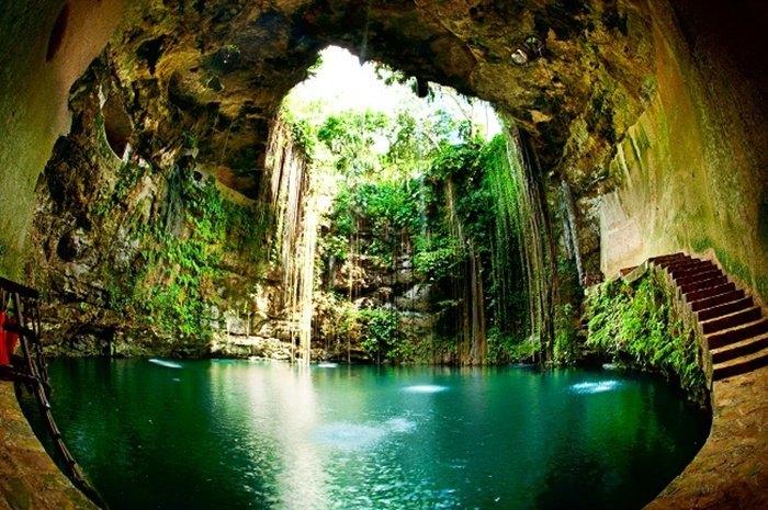 rivera maya cenote - Como Organizar tu Luna de Miel a México (Riviera Maya)