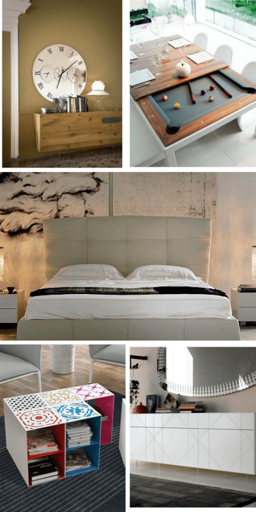 Muebles y decoración de diseño