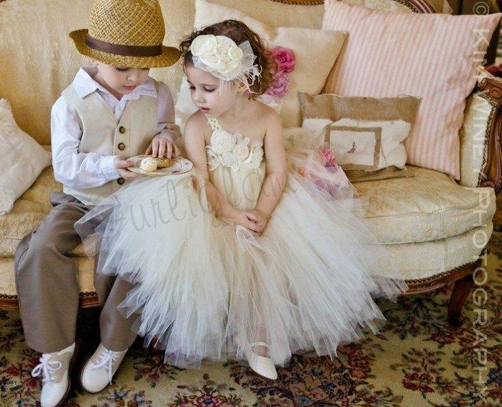 Como vestir a las damitas