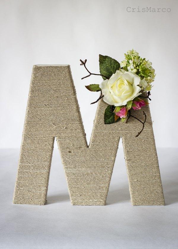 el diario de cris como decorar letras diario de una novia