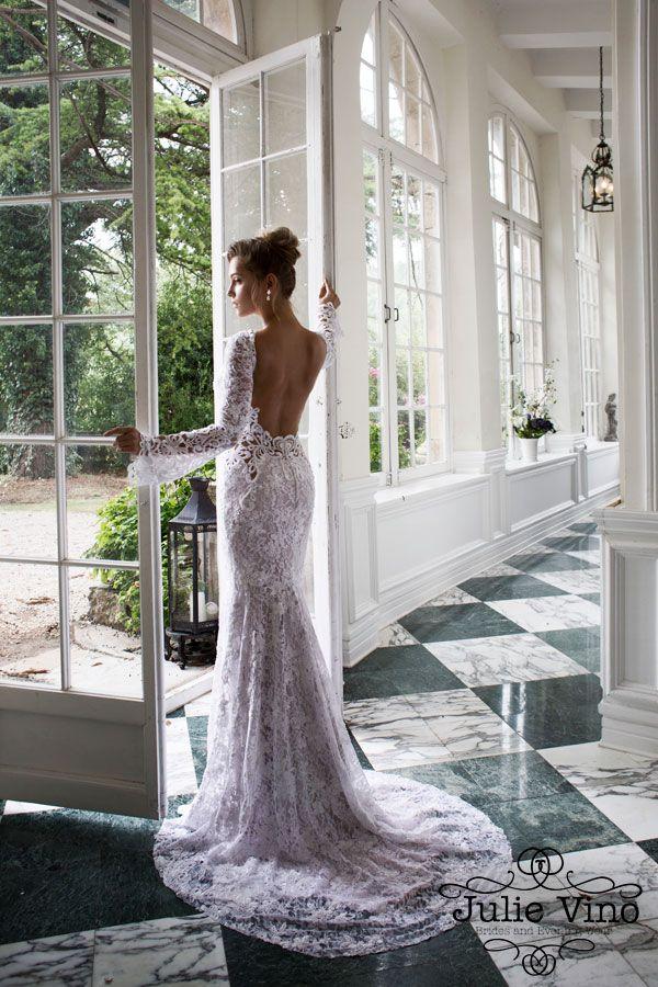 Julie Vino Vestidos Modelo Alexis espalda