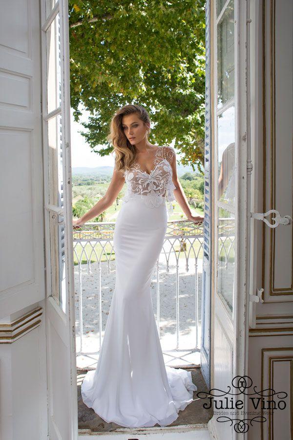 Julie Vino Vestidos Modelo Yara