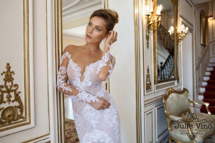 Julie Vino Vestidos Modelo Amber