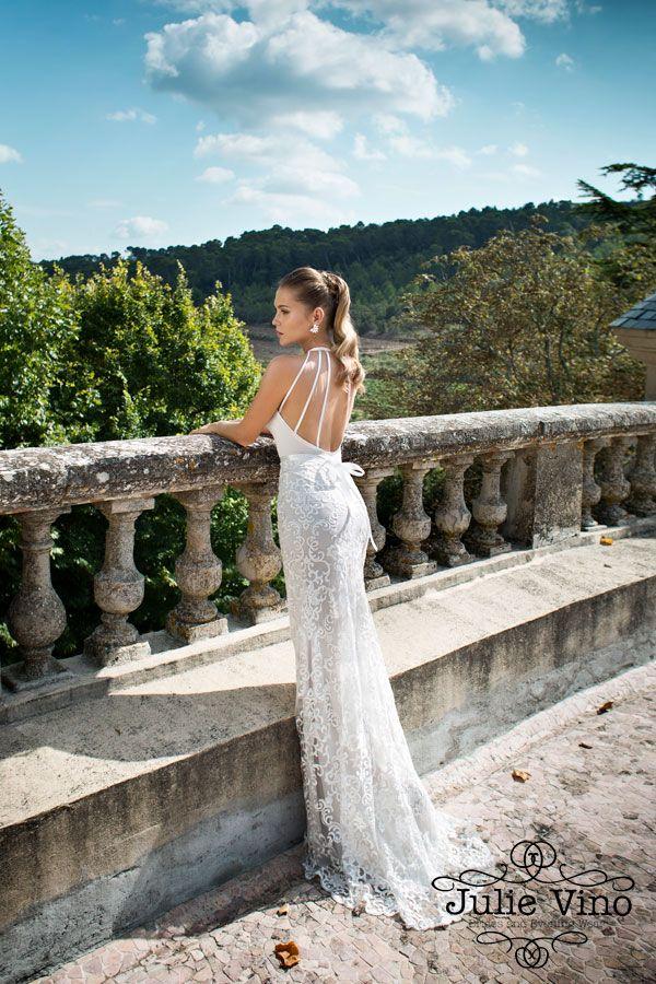 Julie Vino Vestidos Modelo Nora espalda