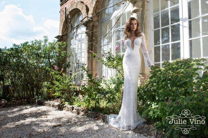 Julie Vino Vestidos Modelo Sophie