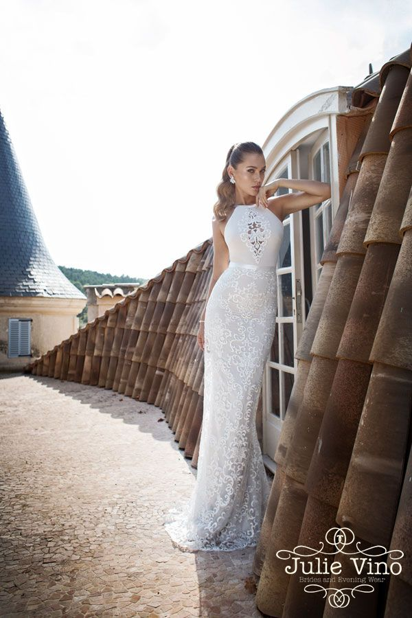 Julie Vino Vestidos Modelo Nora