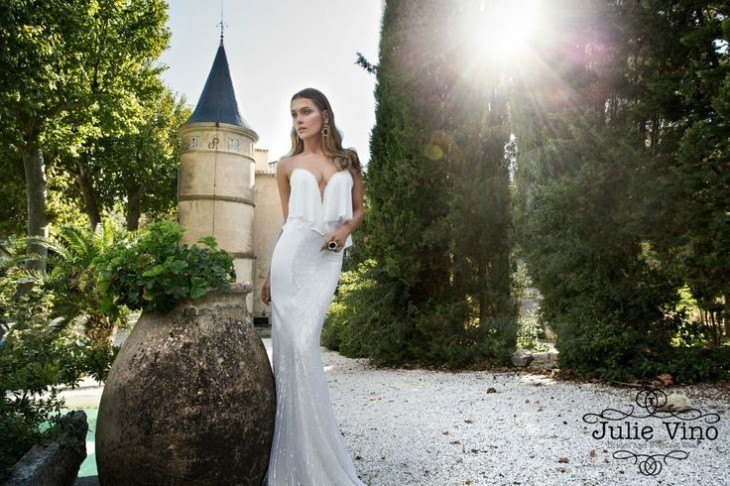 Julie Vino Vestidos Modelo Infinity 2
