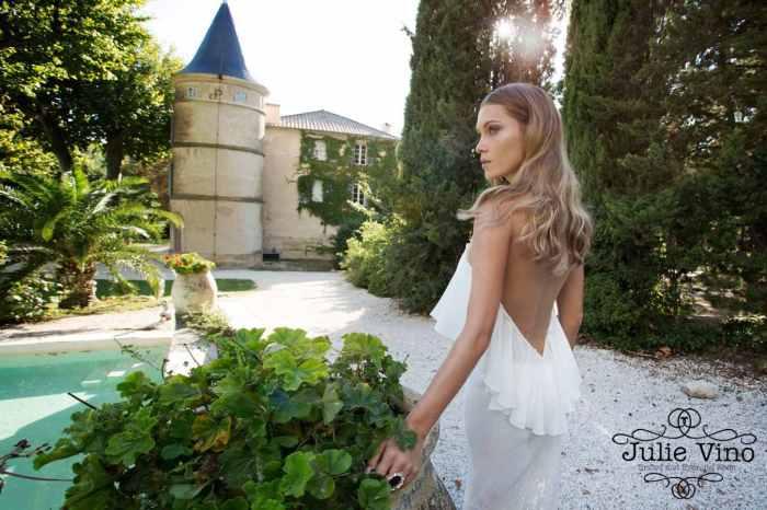Julie Vino Vestidos Modelo Infinity