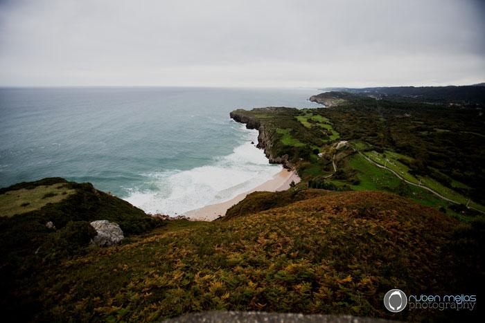 Reportaje de postboda en Asturias