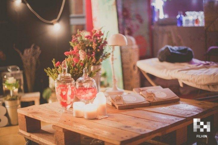 Wedding Aljarafe stand de Que se Besen