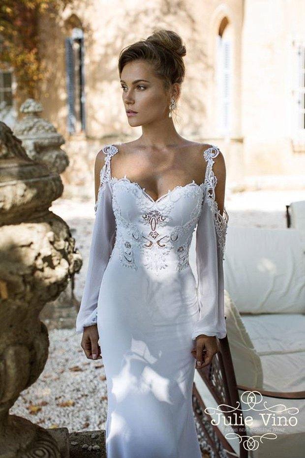 Julie Vino Vestidos Modelo Nicole
