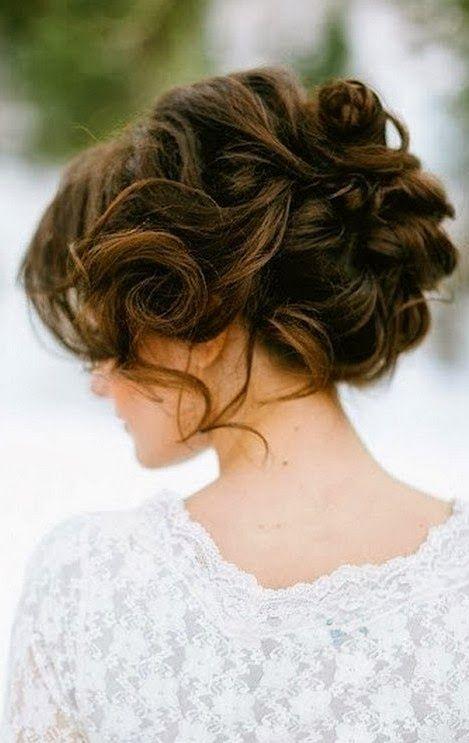 Peinados para bodas desenfadados para invitadas y novias 1 - Peinados y Recogidos para Bodas: Tipos de Recogidos