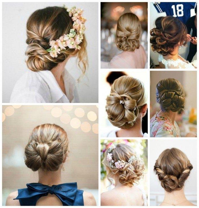 Peinados y recogidos para bodas diario de una novia - Recogidos altos para bodas ...