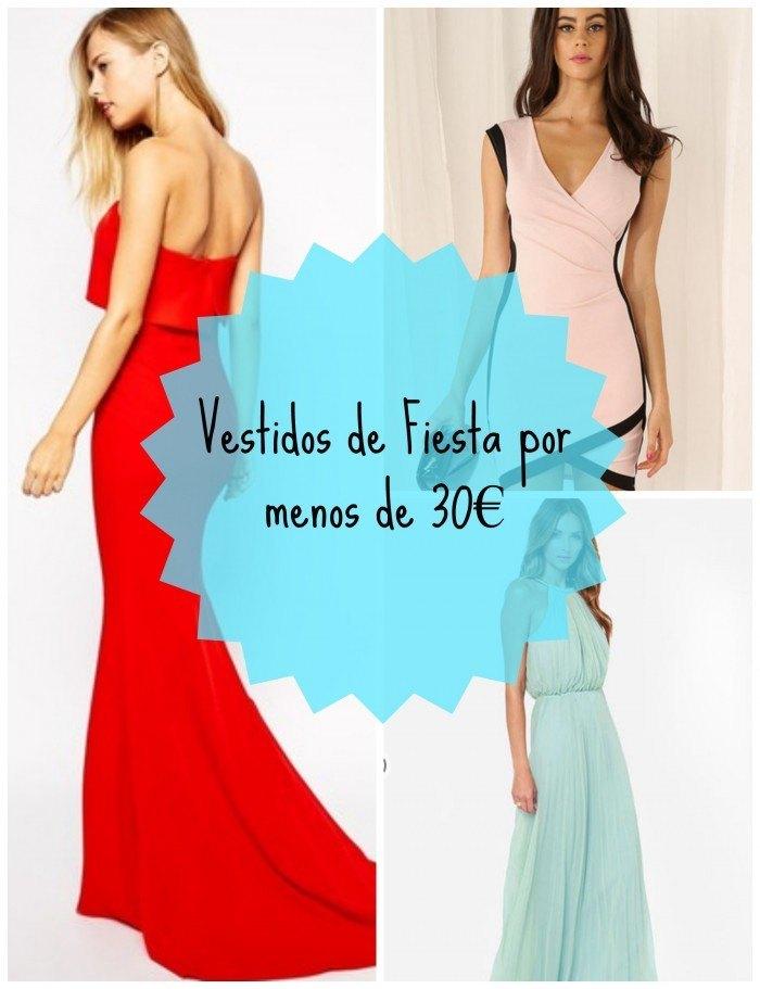 Vestidos de fiesta baratos 50 euros