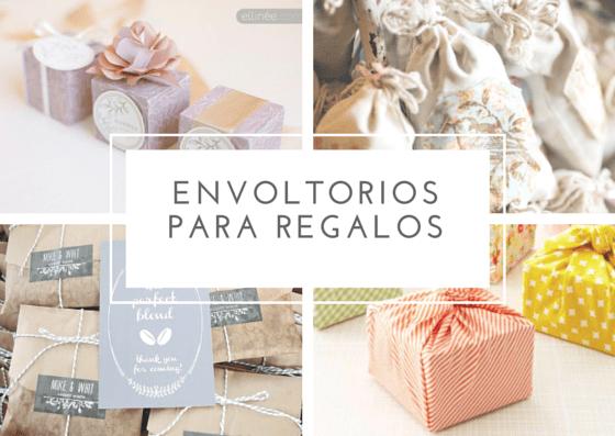 Ideas originales para envolver los regalos de boda - Regalo de bodas originales ...