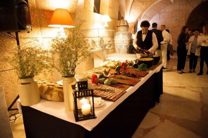Catering en Pabellón de las Artes en Granada