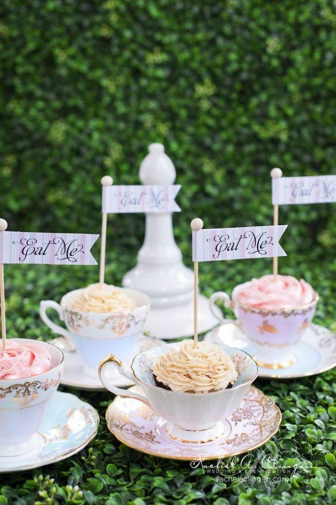 decorar tu boda con porcelana