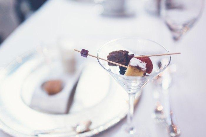 Wedding Breakfast Club comida