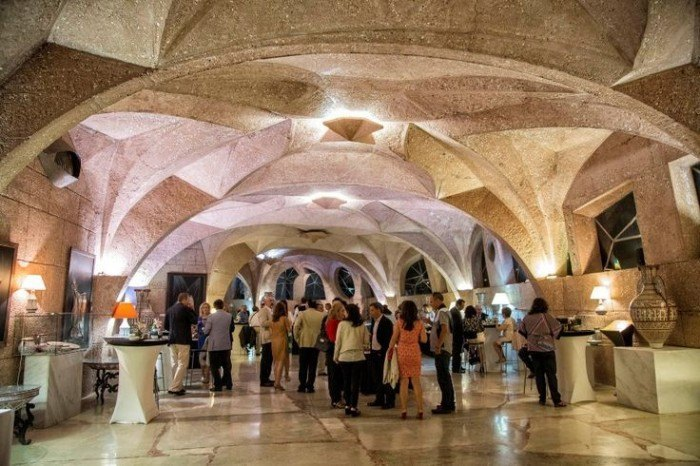 Sala Cupula Pabellón de las Artes en Granada