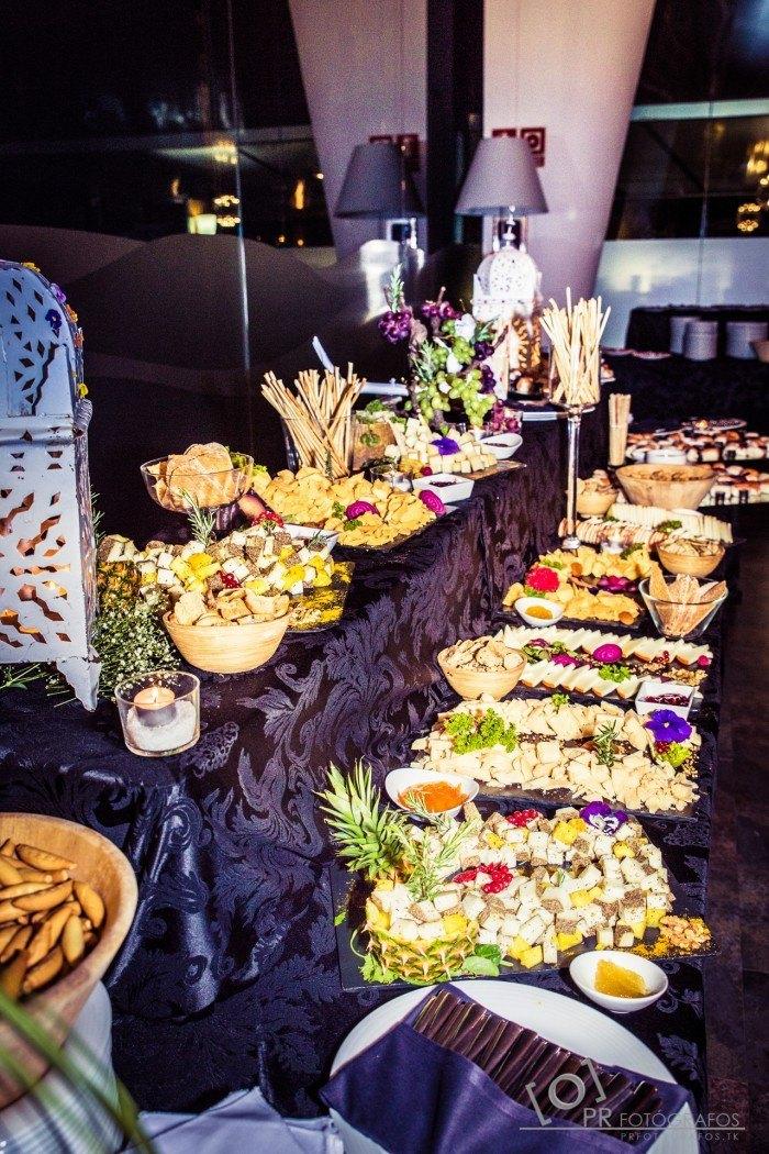 Boda Restaurante Abades Triana catering