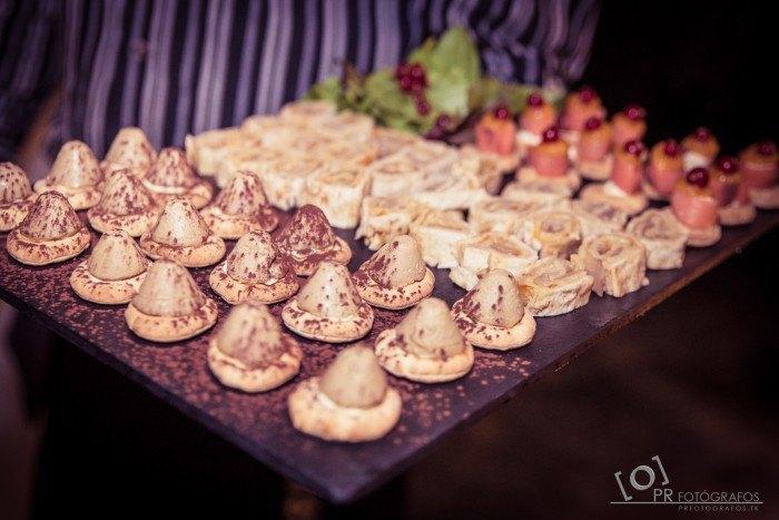 Boda Restaurante Abades Triana catering bocados