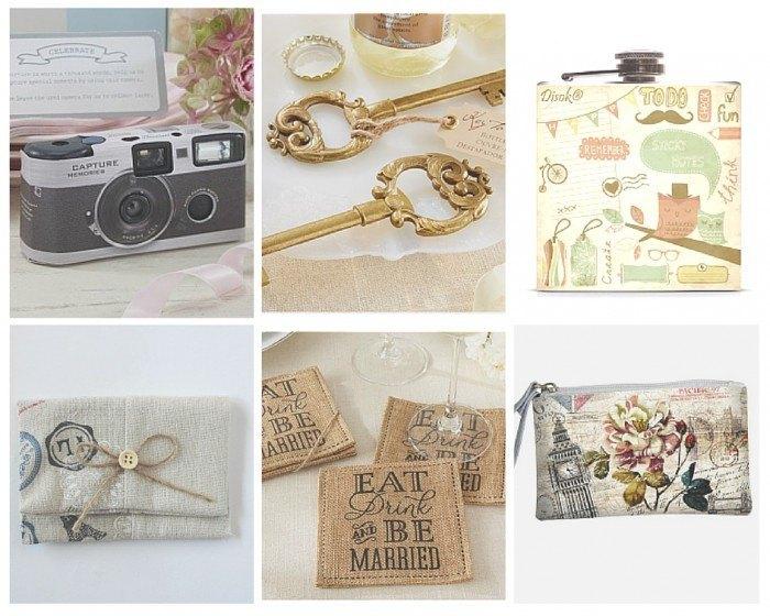 regalos de bodas vintage