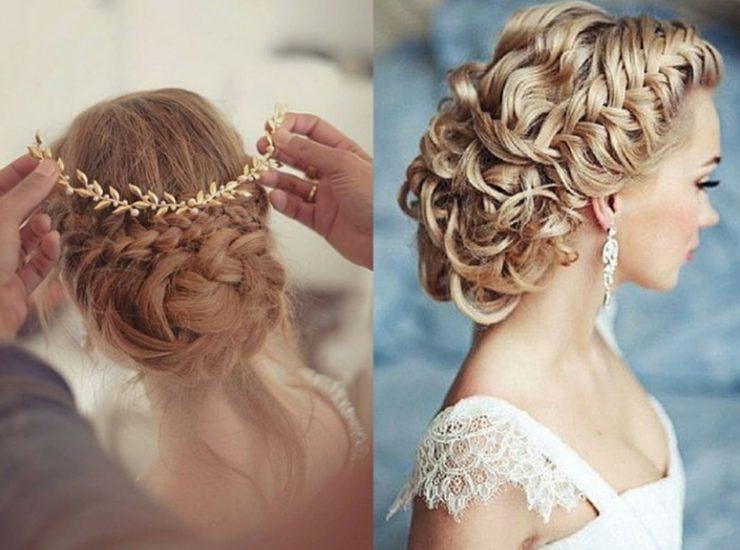 Peinados para invitadas de boda archivos diario de una novia - Recogidos altos para bodas ...