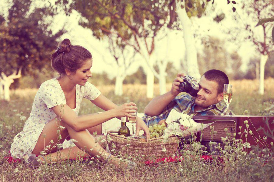 preboda divertida con picnic