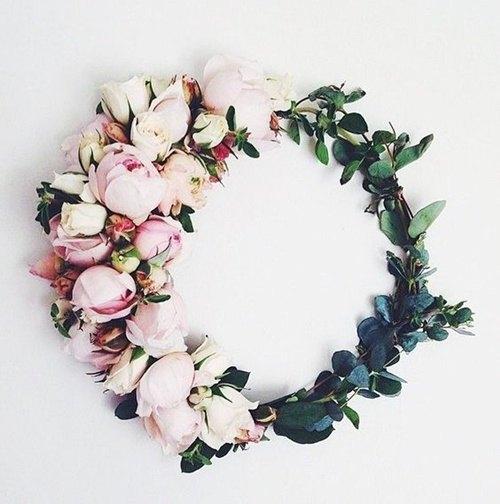 a paso para hacer una corona de flores tu misma si te animas con una corona no dudes en compartirla con nosotras with como hacer diademas de flores