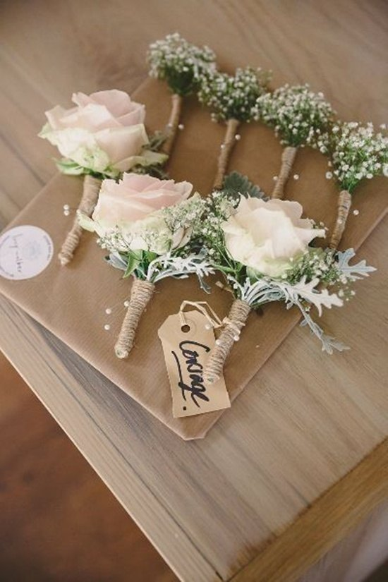 Ideas para la decoraci n de bodas r sticas diario de una for Adornos originales para casa